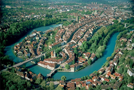 Bern, UNESCO world cultural heritage